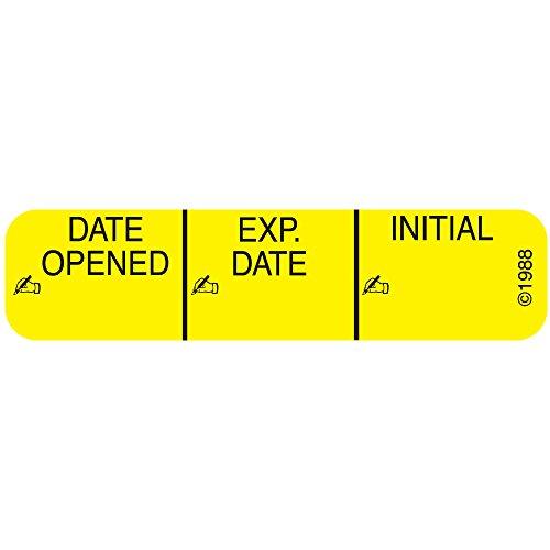 PHARMEX 1-370 Permanent Paper Label,