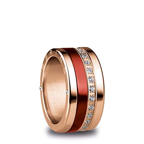 BERING Kombi-Ring für Damen in rosé gold | Twist & Change | Lausanne 7