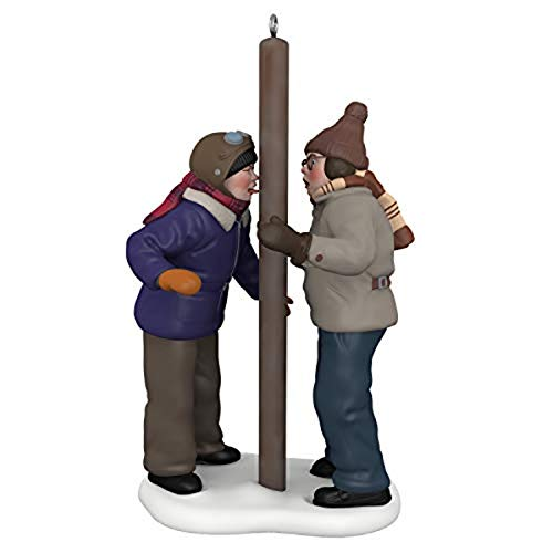 Hallmark Keepsake Ornament 2020, A Christmas Story Ralphie and Flick The Triple-Dog Dare