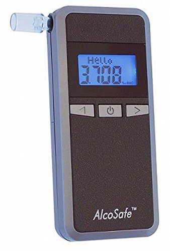 AlcoSafe S4 (KX6000S4) Etilometro Digitale Alco Test...