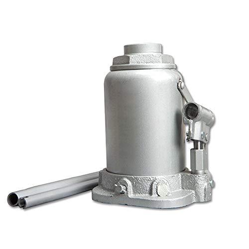 Gatos para coche Hidráulica de la carretilla Jack sucio Repair Pro Gato de Carretilla de plata Auto herramienta de neumáticos de coches Cambio de herramienta carga nominal de 30 toneladas permite una