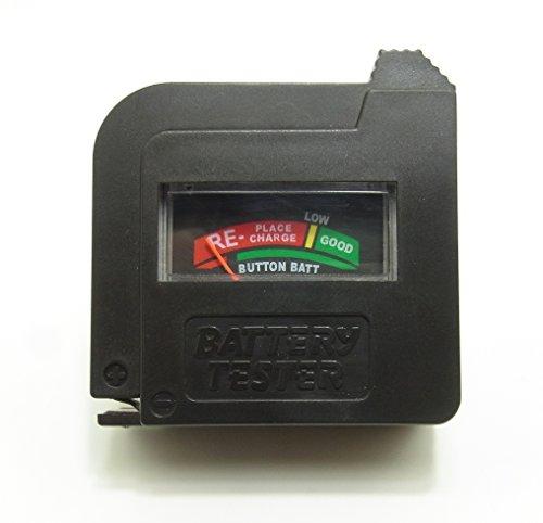 乾電池チェッカー ボタン電池 残量チェック BL0118CH