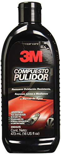 3M 39002 Rubbing Compound