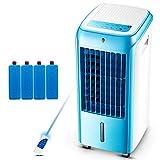 WUSTEGCCF Mini Portatile Raffrescatore Evaporativo per Stanza,Air Portable Cooler,Ventilatore di...