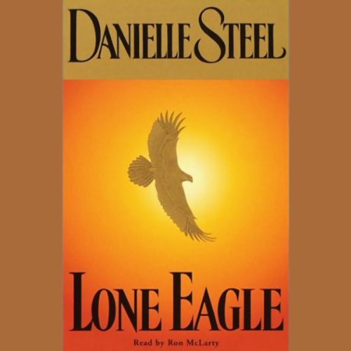 Lone Eagle audiobook cover art