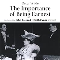 The Importance of Being Earnest Hörbuch