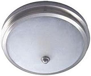 Gustafson Lighting 55AM556XYZ15 RV Trailer Low Profile Dome Light Satin Nickel