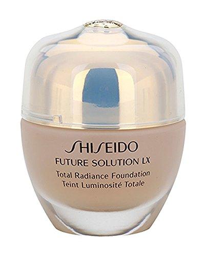 Shiseido Future Solution LX Total Radiance Foundation unisex, Foundation 30 ml, Farbe: O40, 1er Pack (1 x 0.208 kg)