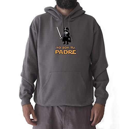 GAMBA TARONJA YO Soy TU Padre - Sudadera - Star Wars - Darth Vader