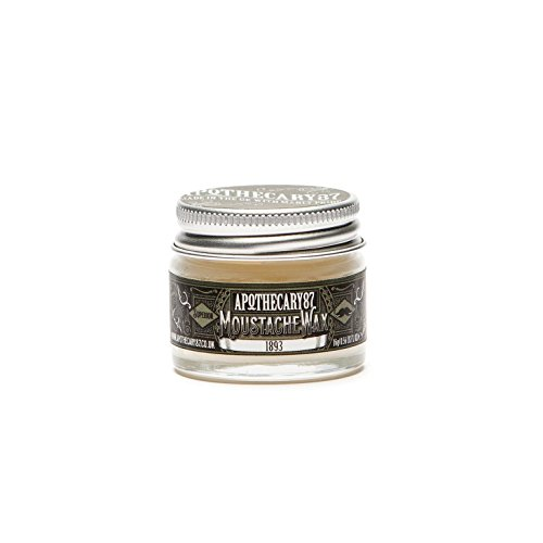Apothecary 87 Schnurrbartwachs - Sandalwood and Vanilla (16g)