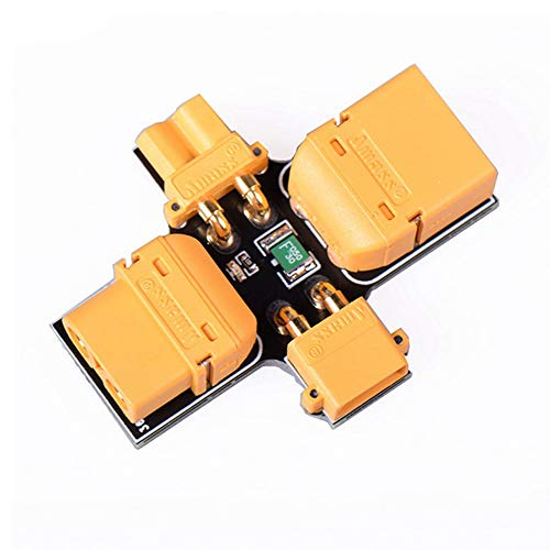 Kyrio Smoke Stopper XT60 XT30 Installationstest Sicherheitsstecker Verbindungsleitung Kreisbrecher Kurztester Kurzschlussschutz Überlastprüfung auf RC-Modelle Airpl FPV Racing Drone