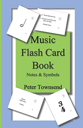 Music Flash Card Book: Notes & Symbols