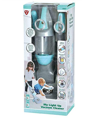 PlayGo My Light Up Vacuum Cleaner 2019 - Mint/Gray
