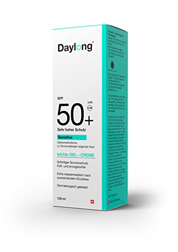 Daylong Sensitive Gel SPF 50+, 200 ml