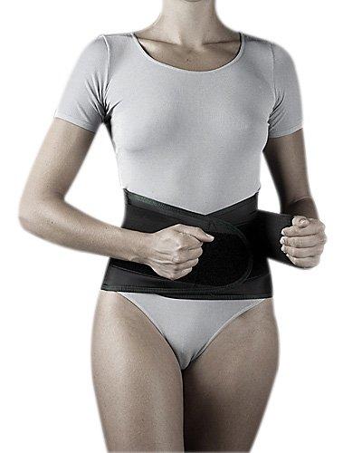 CHIMANO Akupressur-Bandage für den Rücken schwarz, Gr. M