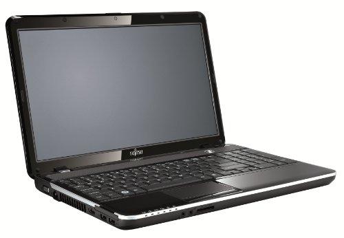 Fujitsu Lifebook AH531 39,6 cm (15,6 Zoll) Laptop (Intel Core i5 2410M, 2,3GHz, 4GB RAM, 750GB HDD, Intel HD 3000, DVD, Win 7 HP)