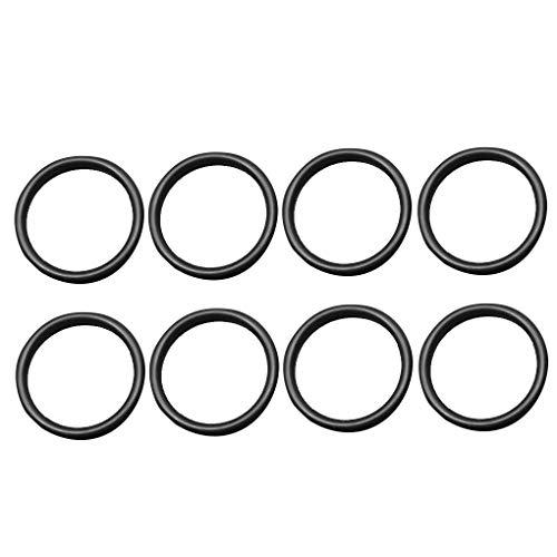 8 stks/set Diesel Hogedrukolierail Kogelbuis Afdichting O-ringen Vervanging Voor 6.0L Krachtslag