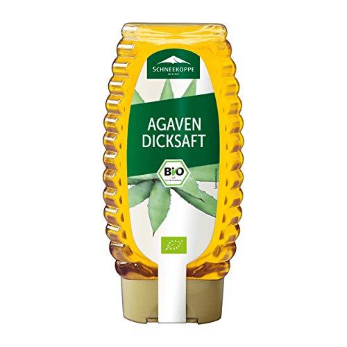 Bio Agaven Dicksaft/100%natürlich/Reine Fruchtsüße /SüßungsmittelVegan/Glutenfrei