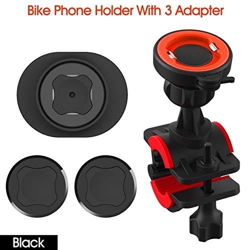 Yener Universele GPS-fietstelefoonhouder Fietsstandaard Motorsteun Beugelklem motorfiets-telefoonhouder, optie 3