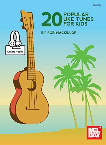 20 Popular Uke Tunes for Kids (English Edition)
