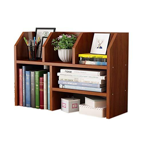 Cdbl Wandmontage Boekenplank, Eenvoudige Kleine Boekenplank, Desktop Office Thuis Wandplank, Student Eenvoudige Boekenkast Op De Tafel, Multi-layer Grote Ruimte Opslagrack, Schroevendraaier, 40 * 17 * 41cm Plank