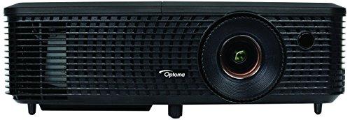 Optoma H183X DLP Projektor (WXGA, 3200 Lumen, 25.000:1 Kontrast, 3D, Zoom 1,1x)
