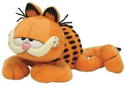 encuentra tu favorito aquí TY Beanie Buddy - - - GARFIELD the Cat (Sleeping Version) by Beanie Buddies  diseño simple y generoso