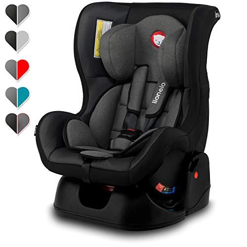 Lionelo Liam Plus Kindersitz ab Geburt 0 bis 18 kg Autositz Gruppe 0 1 zur und gegen die Fahrtrichtung Einstellung der Rückenlehne 5 Punkt Sicherheitsgurte ECE R44 04