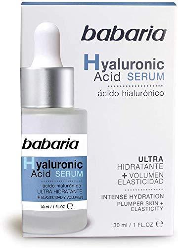 Serum Ácido Hialurónico Ultra Hidratante + Volumen y Elasticidad 30ml. Babaria