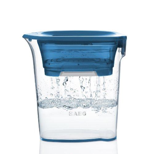 AEG AWFSJ4 Wasserfilter AquaSense 500, Aqua blau