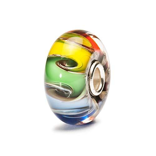 Trollbeads TGLBE-20003 - Abalorio de plata de ley