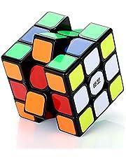 QiYi Magic Cube 3x3 立体パズル 世界基準配色 競技用キューブ 魔方 対象年齢6歳以上 (入門版)