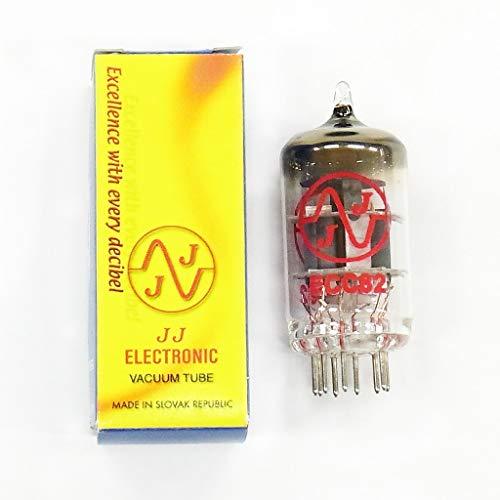 トライオード 真空管【スロバキアJJ社製】(1本) ECC82(12AU7A)