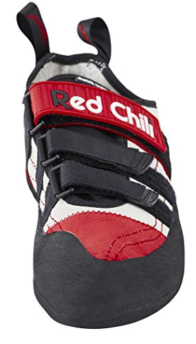 Red Chili Unisex– Erwachsene Spirit Velcro Impact Zone 3 Kletterschuhe - 4