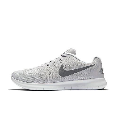 Nike Men's Running Training Shoes, Grey (Wolf Grey/Dark Grey-Pure Platinum 010), 40