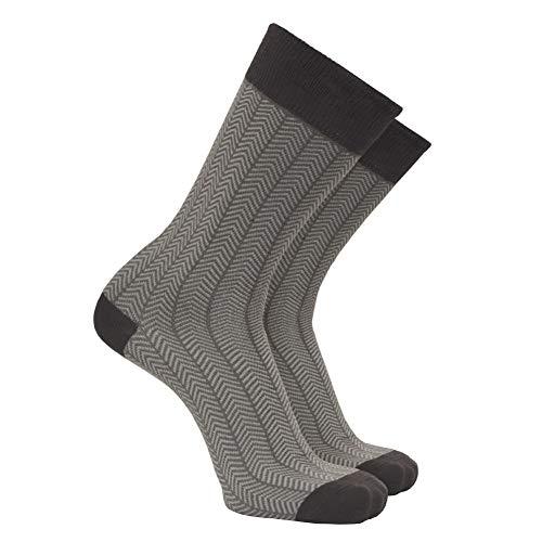 Cariloha Men's Crazy Soft Trouser Socks