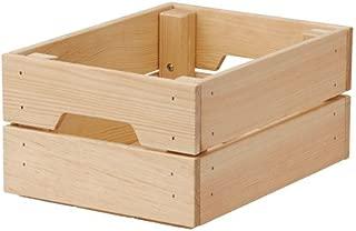 Best ikea wooden crate Reviews