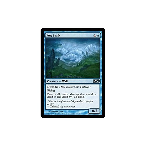 Magic: the Gathering - Fog Bank (52) - Magic 2013