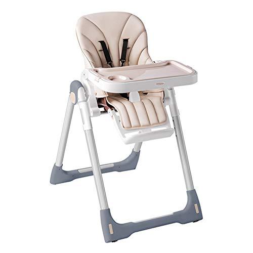 Kindervoedingsstoel, Universeel Draagbaar Multifunctioneel Draagbaar Opvouwbare Eettafel Met Hoge Voet En Stoelen Geschikt Voor Baby's Van 0-4 Jaar Oud