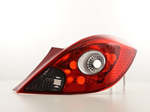 FK Automotive FK achterlicht achterlicht achterlicht achteruitrijlichten achterlamp achterlicht rechts FKRRLI015103-R