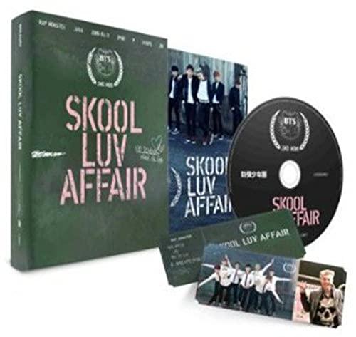 Skool Luv Affair (Incl. 115-Page Photobook and One Random Rhotocard)