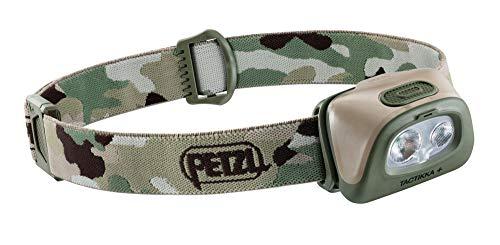 PETZL(ぺツル) タクティカ+ カモフラージュ E089EA01 (日本正規品) 350ルーメン