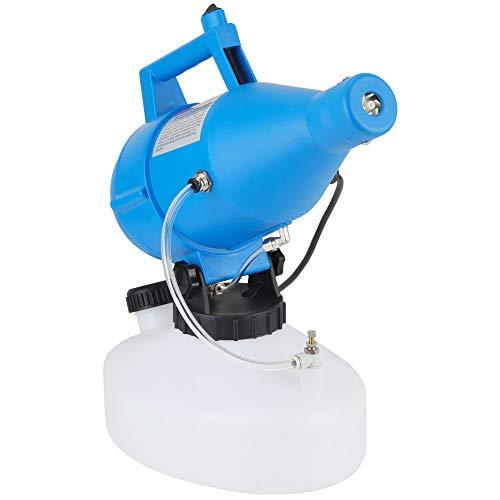 TTLIFE pulverizador eléctrico ULV Máquina de nebulización portátil, Desinfección de la máquina...