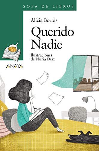 Querido Nadie (LITERATURA INFANTIL - Sopa de Libros)