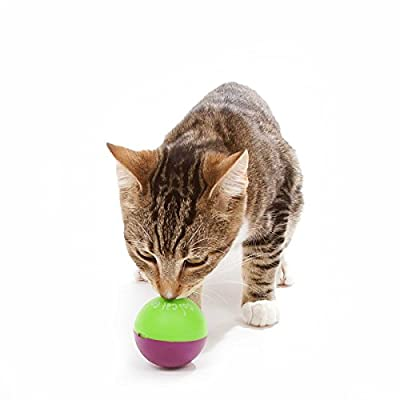 OurPets Play-N-Treat Twin Pack Cat Toy by OurPets