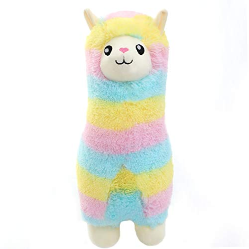 Alpaca Rainbow Plush Toy