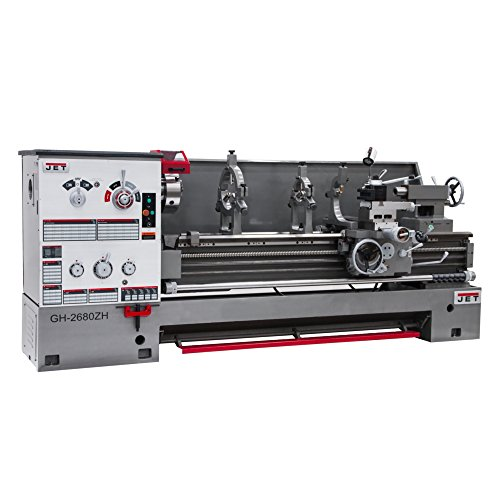 Best Review Of JET 26x80 Geared Head Engine Lathe 4-1/8-inch Bore