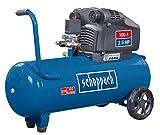 Scheppach HC105DC Compresseur double cylindre 100 l | 10 bar | 2,5 ch | 322 L