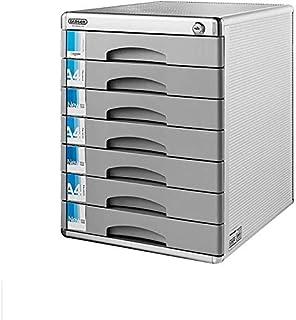 Classeurs en Alliage d'aluminium Mobile Desktop Lock 7 données Serrure de tiroir en métal Armoire de Rangement Aucun Burea...