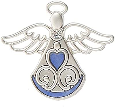 Stones Ganz Angel of Nursing Charm Charm Pocket Token ~ 1 Token & Card